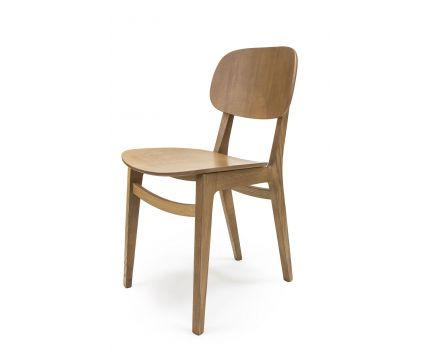 Design Stuhl Scafati Eiche