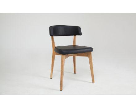 Design Stuhl Alpina Eiche